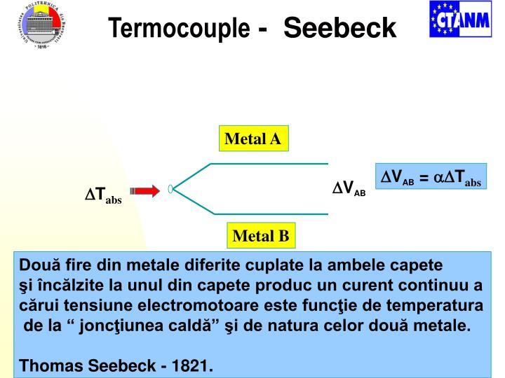 Termocouple