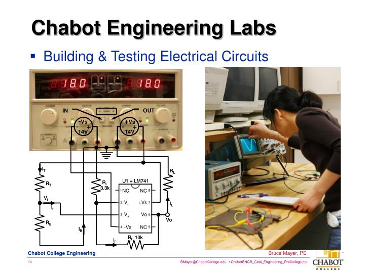 Chabot Engineering Labs