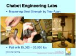 chabot engineering labs1