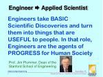 engineer applied scientist