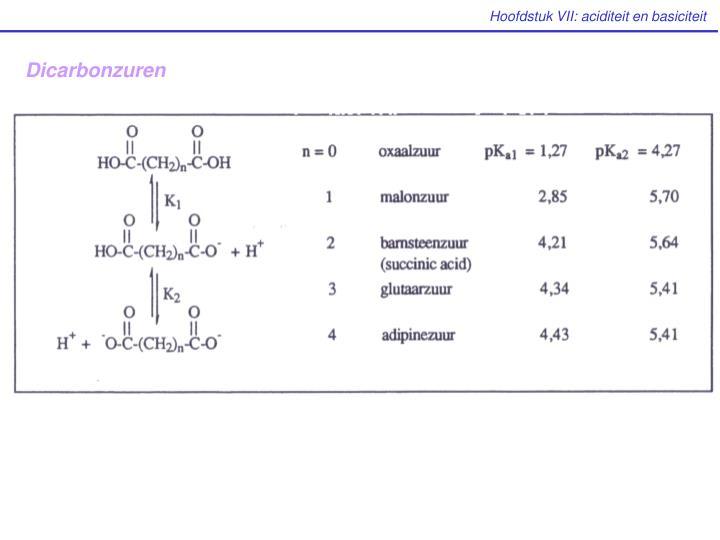 Dicarbonzuren
