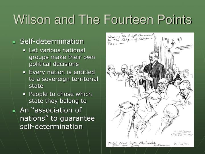 Wilson and the fourteen points1