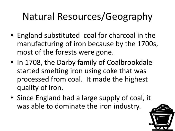 Natural Resources/Geography