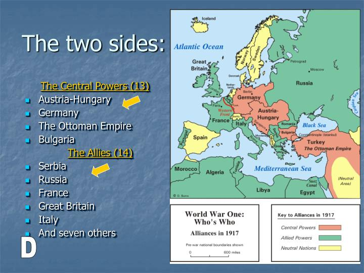 The Central Powers (13)