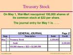 treasury stock2