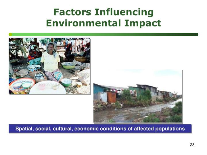 Factors Influencing