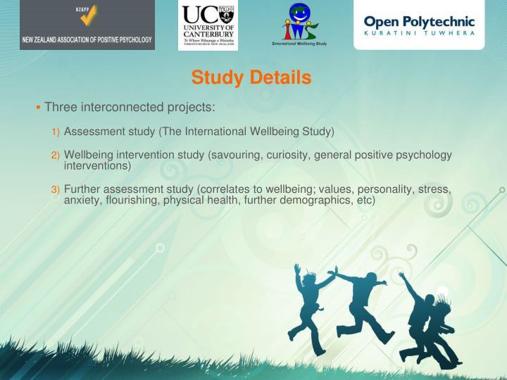 Study Details