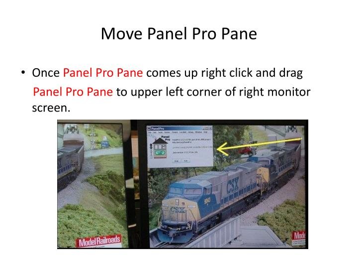 Move Panel Pro Pane
