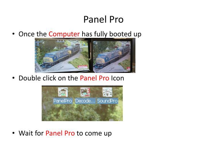 Panel Pro