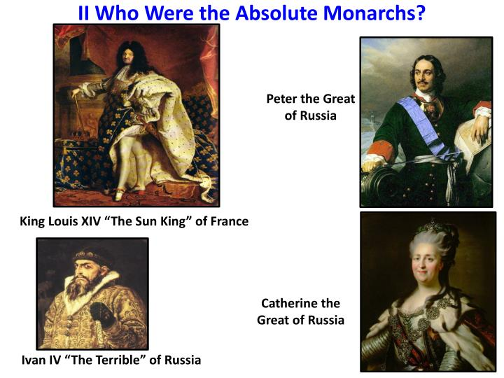 comparing the rule of peter the great and louis the xiv Louis xiv and peter the great served as great absolute monarchies that left a heavy impact on their states with little contrast between their methods for abtaining absolute rule, it's a difficult task to decide the better ruler.
