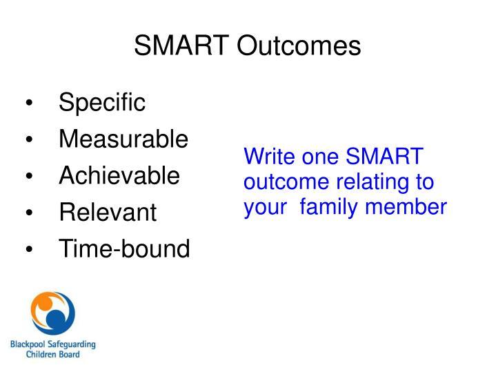 SMART Outcomes