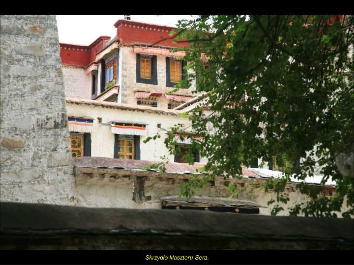 Skrzydło klasztoru