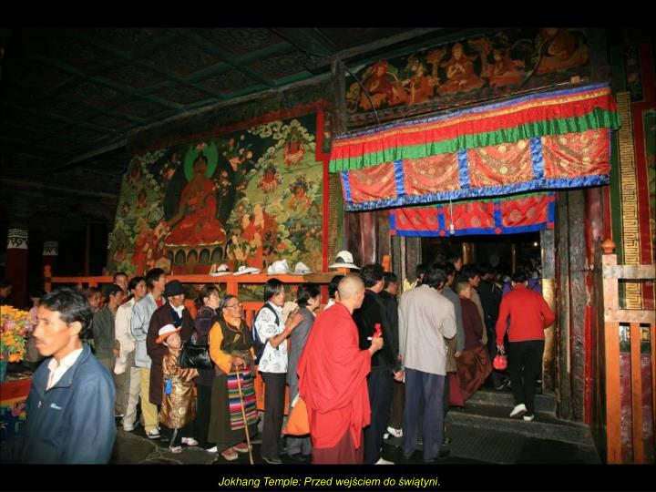 Jokhang Temple: