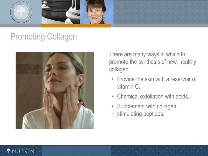 Promoting Collagen
