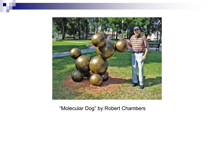 """Molecular Dog"" by Robert Chambers"