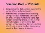 common core 1 st grade1