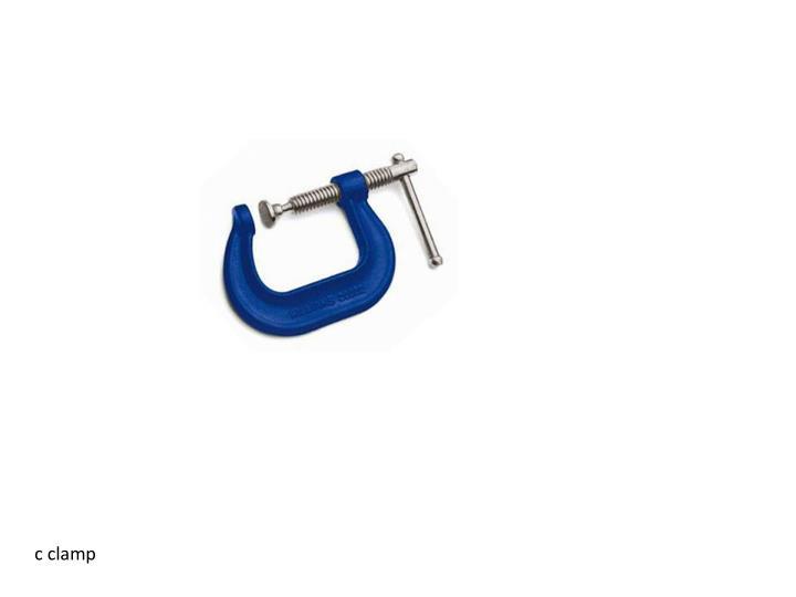 c clamp