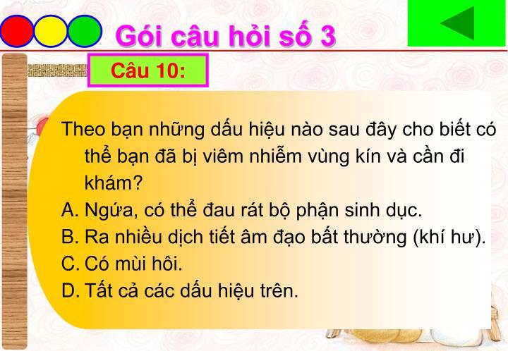 Câu 10: