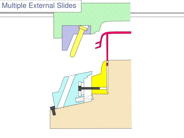 Multiple External Slides