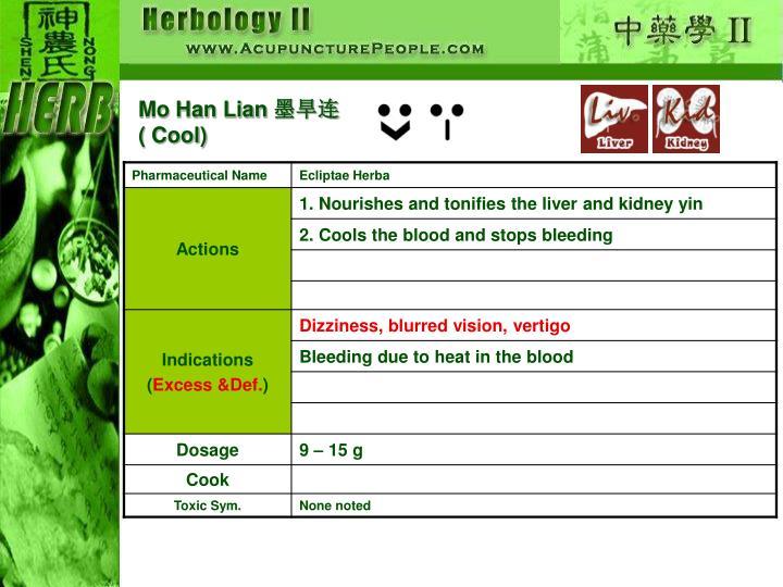 Mo Han Lian