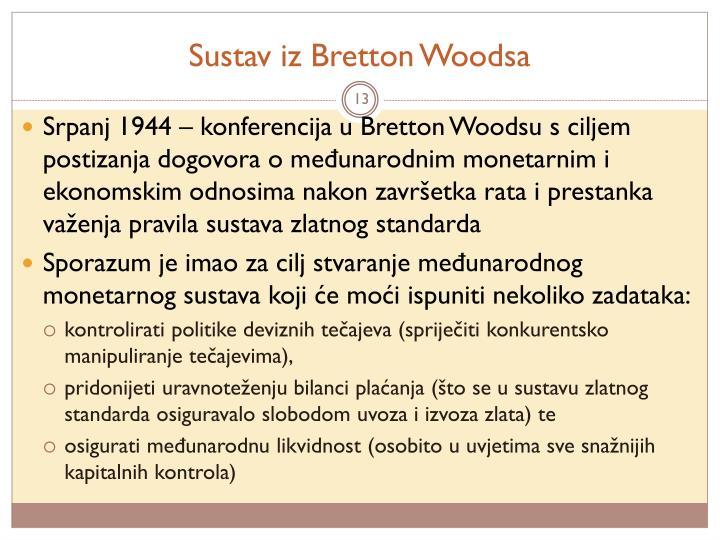 Sustav iz Bretton Woodsa