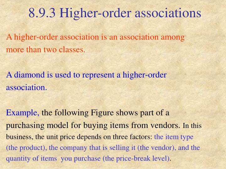 8.9.3 Higher-order associations