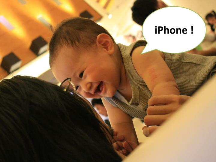 iPhone !