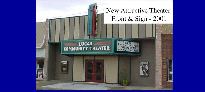 New Attractive Theater