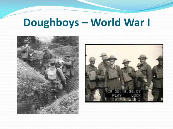 Doughboys – World War I