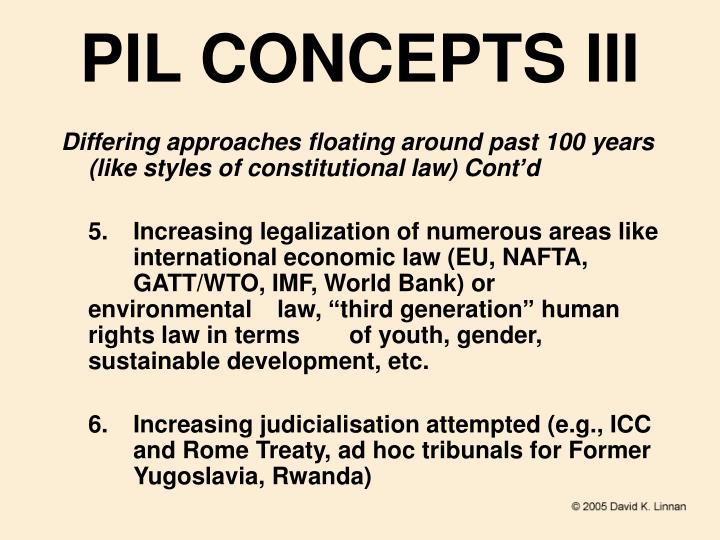 PIL CONCEPTS III