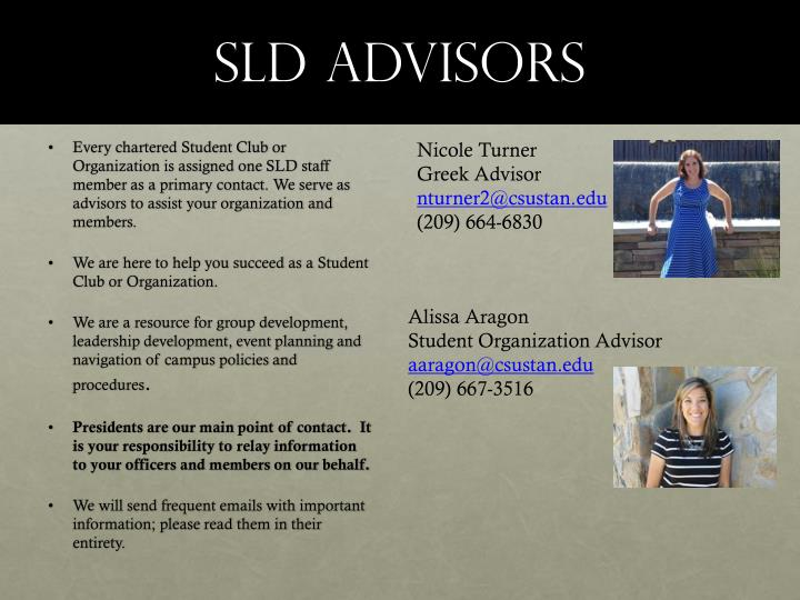 SLD Advisors