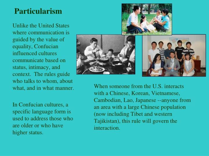 Particularism