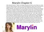 marylin chapter 6