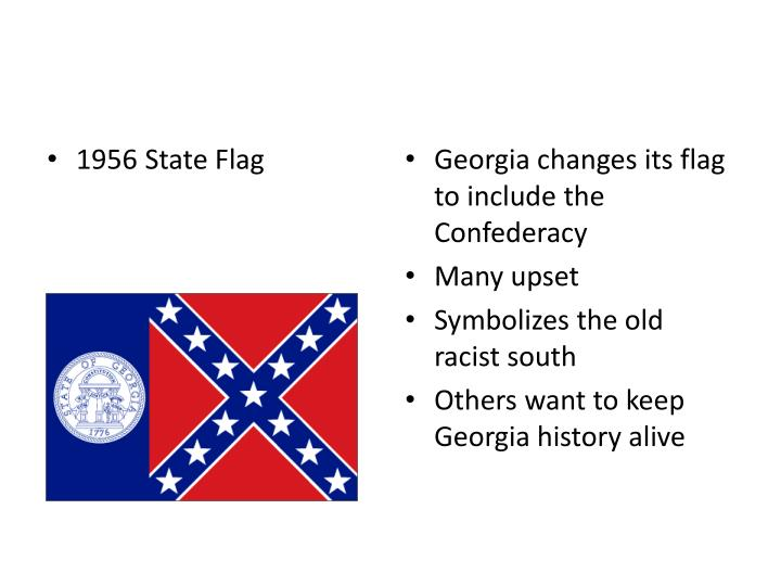 1956 State Flag