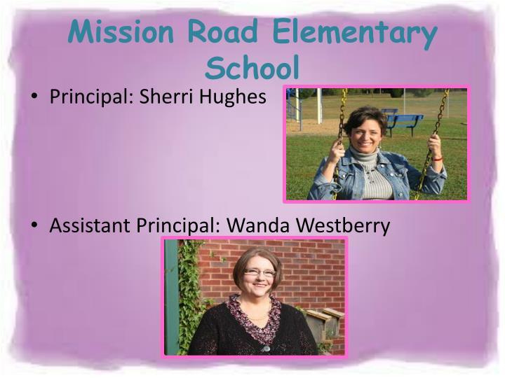 Mission Road Elementary School