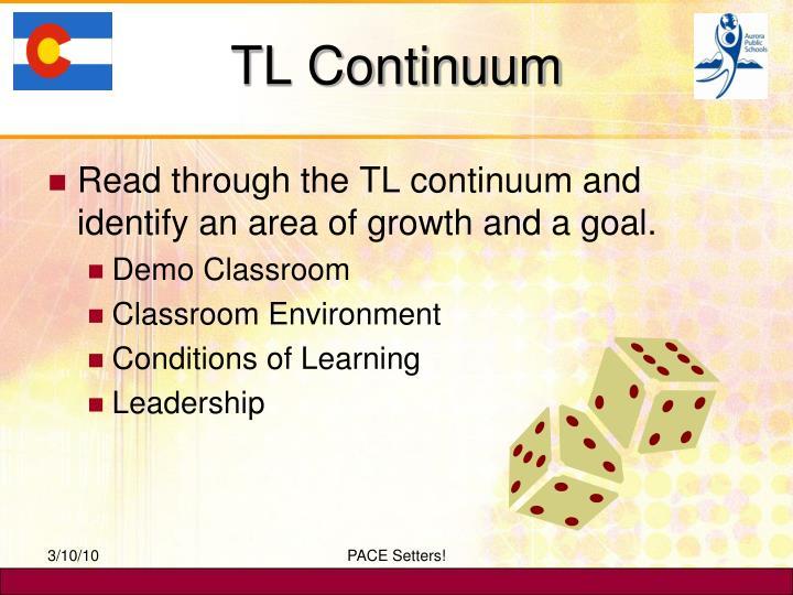 TL Continuum