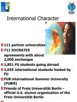international character