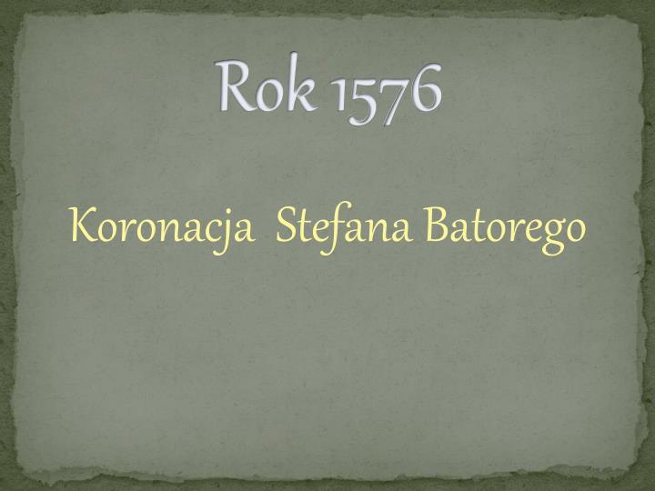 Rok 1576
