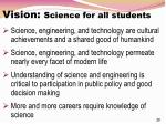 vision science for all students