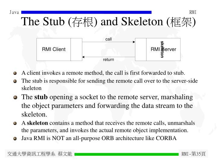 The Stub (