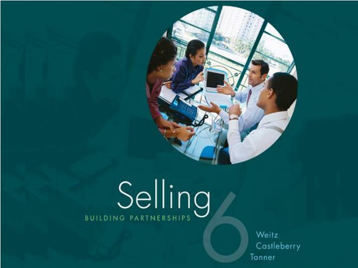 Adaptive selling for relationship building