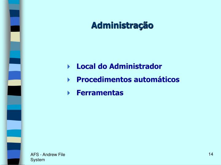 Administração