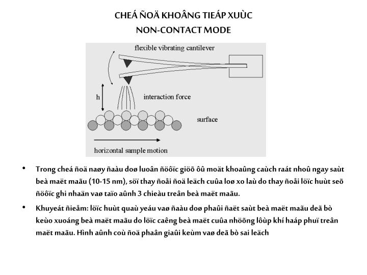 CHE O KHONG TIEP XUC
