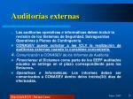 auditor as externas2