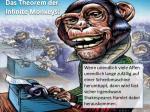 das theorem der infinite monkeys