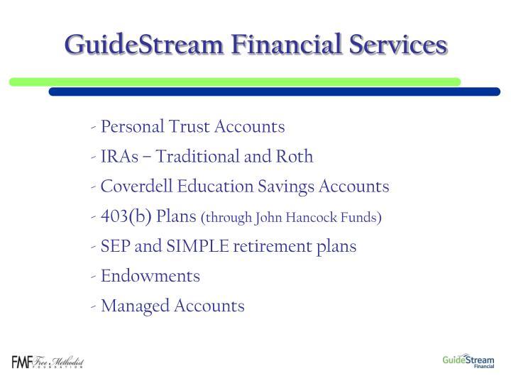GuideStream Financial Services