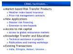 crmg facilitates