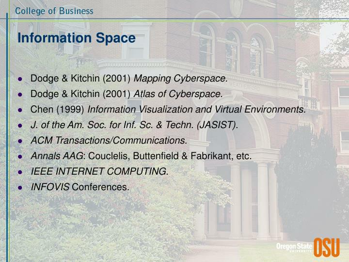 Information Space