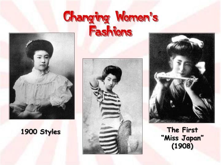 Changing Women's