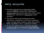 um l ekosyst m1